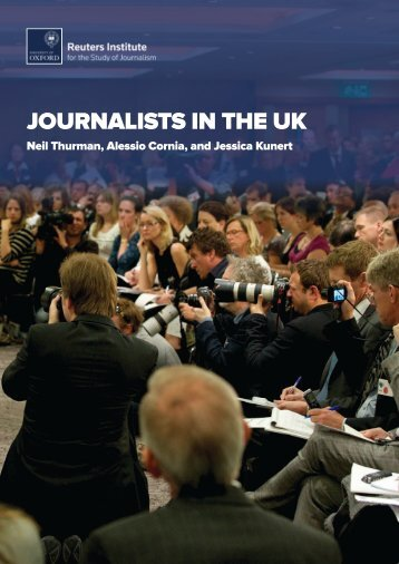 JOURNALISTS IN THE UK