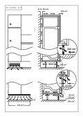 KitchenAid 904.2.02 - Fridge/freezer combination - 904.2.02 - Fridge/freezer combination EUR (850365516010) Installazione - Page 5