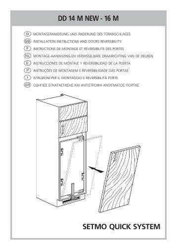 KitchenAid 904.2.02 - Fridge/freezer combination - 904.2.02 - Fridge/freezer combination EUR (850365516010) Istruzioni per l'Uso
