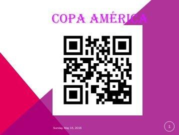 Copa América 2