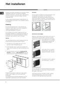 KitchenAid F 86.1 IX /HA - Oven - F 86.1 IX /HA - Oven PL (F051612) Istruzioni per l'Uso - Page 2