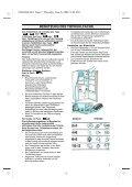 KitchenAid A 211/R/G/1 - Refrigerator - A 211/R/G/1 - Refrigerator DE (853916538010) Istruzioni per l'Uso - Page 5