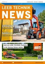 LEEB TECHNIK News 05/2016