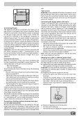 KitchenAid K 340 ES(W)/EU - Cooker - K 340 ES(W)/EU - Cooker CS (F028492) Istruzioni per l'Uso - Page 5