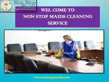 Deep House Cleaning Renton WA| Non-Stop Maids