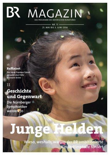 BR-Magazin 11/2016