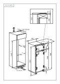KitchenAid 904.2.12 - Fridge/freezer combination - 904.2.12 - Fridge/freezer combination EUR (850365516000) Installazione - Page 3