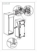 KitchenAid 904.2.12 - Fridge/freezer combination - 904.2.12 - Fridge/freezer combination EUR (850365516000) Installazione - Page 6