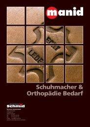 Schuhmacherbedarf (Katalog)