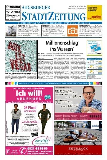 102 Augsburg - West 18.05.2016