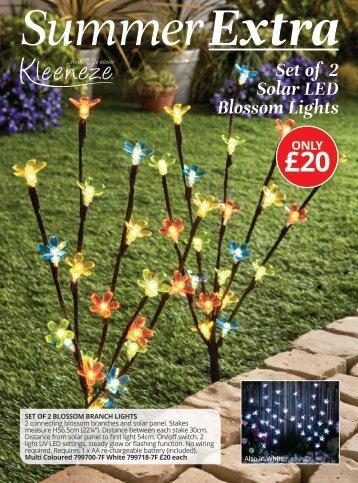 summer extra UK catalogue