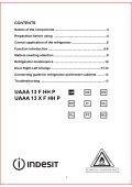 KitchenAid UAAA 13 F HH P - Freezer - UAAA 13 F HH P - Freezer RO (F084991) Istruzioni per l'Uso - Page 3