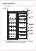 KitchenAid UAAA 13 F HH P - Freezer - UAAA 13 F HH P - Freezer RO (F084991) Istruzioni per l'Uso - Page 5