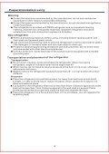 KitchenAid UAAA 13 F HH P - Freezer - UAAA 13 F HH P - Freezer RO (F084991) Istruzioni per l'Uso - Page 6