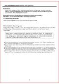 KitchenAid UAAA 13 F HH P - Freezer - UAAA 13 F HH P - Freezer RO (F084991) Istruzioni per l'Uso - Page 7
