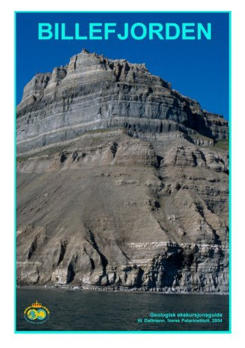 billefjorden - NP-Geonet - Norsk Polarinstitutt