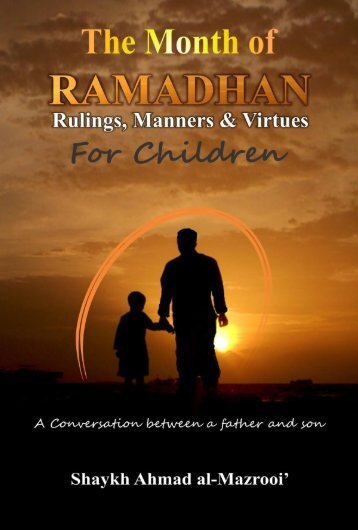 the-month-of-Ramadhan-rulings-manners-and-virtues