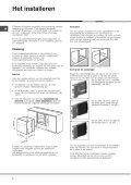 KitchenAid F 60.1 IX - Oven - F 60.1 IX - Oven AR (F033093) Istruzioni per l'Uso - Page 2