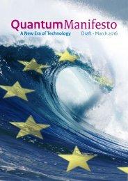 Quantum Manifesto