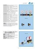 gruppi manometrici, manometri, vacuometri e flessibili - ITE-Tools.com - Page 6