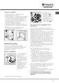KitchenAid F 83.1 IX /HA - Oven - F 83.1 IX /HA - Oven NL (F058889) Istruzioni per l'Uso - Page 3
