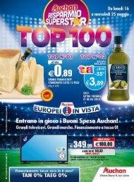 Auchan Sassari 16-25 Maggio 2016