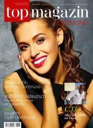 2016-01: TOP Magazin Dortmund | FRÜHJAHR