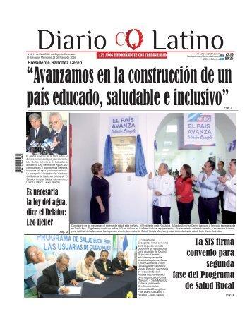 Edición 18 de Mayo de 2016