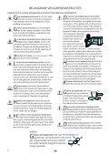 KitchenAid JQ 280 SL - Microwave - JQ 280 SL - Microwave NL (858728099890) Istruzioni per l'Uso - Page 4
