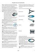 KitchenAid JQ 280 SL - Microwave - JQ 280 SL - Microwave NL (858728099890) Istruzioni per l'Uso - Page 7