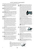 KitchenAid JQ 280 SL - Microwave - JQ 280 SL - Microwave NO (858728099890) Istruzioni per l'Uso - Page 4