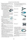 KitchenAid JQ 280 SL - Microwave - JQ 280 SL - Microwave NO (858728099890) Istruzioni per l'Uso - Page 7