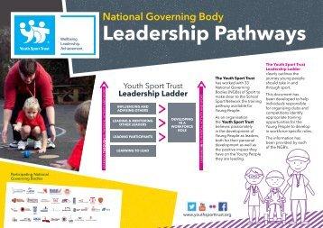 Leadership Pathways