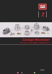 Catalogo Miscelatori - BRC Gas Equipment