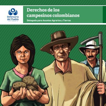 campesinos colombianos