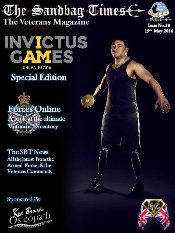 The Sandbag Times Issue No:18