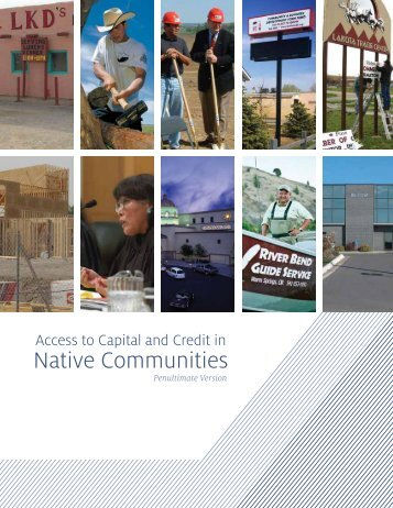 Native Communities