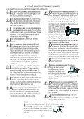 KitchenAid JQ 280 IX - Microwave - JQ 280 IX - Microwave NO (858728099790) Istruzioni per l'Uso - Page 4