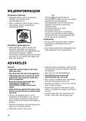 KitchenAid 901 087 32 - Oven - 901 087 32 - Oven NO (857918216000) Istruzioni per l'Uso - Page 5