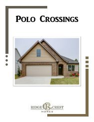 Polo Crossings Book - FlipBook Version