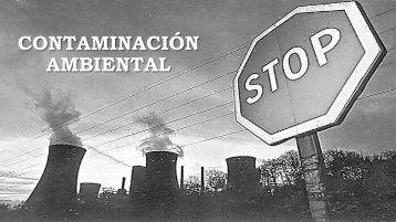 Contaminación ambiental