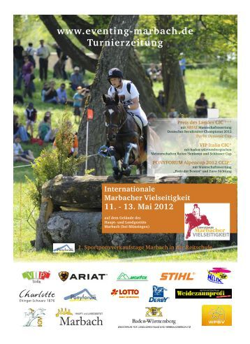 16. August 2012 - Eventing Marbach