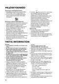 KitchenAid 700 947 26 - Oven - 700 947 26 - Oven SV (857917901500) Istruzioni per l'Uso - Page 7