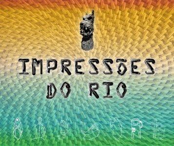 Catálogo Impressões do Rio 2016