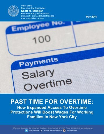 PAST TIME FOR OVERTIME