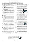KitchenAid JQ 280 WH - Microwave - JQ 280 WH - Microwave SK (858728099290) Istruzioni per l'Uso - Page 4