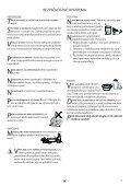KitchenAid JQ 280 WH - Microwave - JQ 280 WH - Microwave SK (858728099290) Istruzioni per l'Uso - Page 5