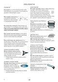 KitchenAid JQ 280 WH - Microwave - JQ 280 WH - Microwave SK (858728099290) Istruzioni per l'Uso - Page 6