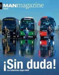 MANmagazin Bus España 01/2016