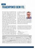 FCL-Frauen Matchprogramm 10 - Seite 3